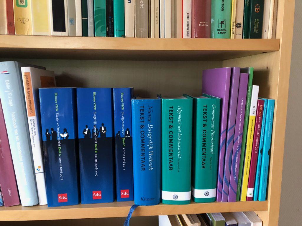 juridische handboeken